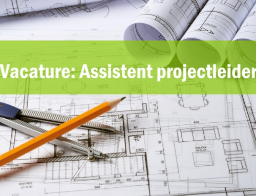 Vacature: Assistent projectleider
